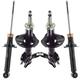 MNSSP00302-Nissan 200SX Sentra Shock & Strut Kit Front Rear Monroe 71278  71968  71969