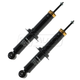 MNSSP00335-2003-04 Mitsubishi Outlander Shock Absorber Rear Pair
