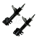 MNSSP00507-2000-01 Nissan Altima Strut Assembly Front Pair  Monroe OESpectrum 71674  71675