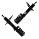 MNSSP00514-Strut Assembly Rear Pair  Monroe OESpectrum 72207  72208