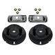 1ASFK01339-Mercedes Benz Strut Mount Front Pair