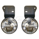 1ALFP00018-1999-05 Pontiac Grand Am Fog / Driving Light Pair