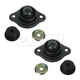 1ASFK01334-Strut Mount Kit Rear Pair