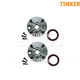 TKSHS00316-Wheel Bearing & Hub Assembly Pair Timken 518500