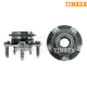 TKSHS00314-Ford Mustang Wheel Bearing & Hub Assembly Front Pair Timken 513115