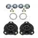 1ASFK01341-1995-03 Ford Windstar Strut Mount Kit Front Pair