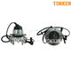 TKSHS00329-Wheel Bearing & Hub Assembly Front Pair  Timken 513196