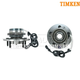 TKSHS00326-Wheel Bearing & Hub Assembly Front Pair Timken SP550201