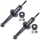 MNSSP00482-2000-02 Lincoln LS Strut Assembly Front Pair  Monroe OESpectrum 71344