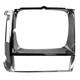 MBBBF00001-Mercedes Benz License Plate Frame