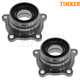 TKSHS00302-2001-13 Toyota Sequoia Wheel Bearing Rear Pair  Timken HA594301