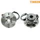 TKSHS00301-Wheel Bearing & Hub Assembly Rear Pair Timken SP500702