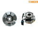 TKSHS00304-Wheel Bearing & Hub Assembly Front Pair Timken SP580310