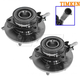 TKSHS00359-2000-02 Wheel Bearing & Hub Assembly Front Pair