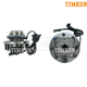 TKSHS00350-Ford Wheel Bearing & Hub Assembly Pair