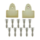 1AIMX00169-Door Panel Fastener & Guide Set  Dorman 702-006