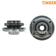 TKSHS00369-Volvo Wheel Bearing & Hub Assembly Front Pair  Timken HA594181