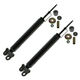 MNSSP00491-2003-06 Infiniti G35 Shock Absorber Rear Pair Monroe 5631