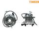 TKSHS00335-1995-02 Chevy Astro GMC Safari Wheel Bearing & Hub Assembly Front Pair  Timken SP550308