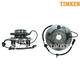 TKSHS00343-Dodge Ram 1500 Truck Wheel Bearing & Hub Assembly Pair  Timken SP500100