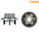 TKSHS00346-Dodge Dakota Durango Wheel Bearing & Hub Assembly Front Pair  Timken HA599528