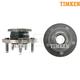 TKSHS00348-1998-02 Wheel Bearing & Hub Assembly Front Pair Timken 513202