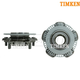 TKSHS00340-Wheel Bearing & Hub Assembly Front Pair  Timken 513193