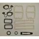 1ABGS00037-1962-63 Chevy Chevy II Nova Paint Gasket Set