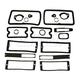 1ABGS00033-1970 Chevy Chevelle Malibu Paint Gasket Set