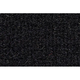 ZAICK11607-1984-86 Dodge Conquest Complete Carpet 801-Black