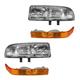 1ALHT00080-Chevy Blazer S10 S10 Pickup Headlight and Corner Light Kit