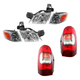 1ALHT00083-Headlight  Corner Light  & Taillight Kit