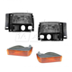 1ALHT00086-Ford Headlight and Parking Light Kit
