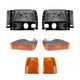 1ALHT00087-Ford Headlight  Parking Light & Reflector Kit