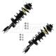 MNSSP00652-Chevy Equinox Pontiac Torrent Strut & Spring Assembly Front Pair