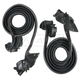 1AWSD00208-Door Weatherstrip Seal Pair