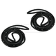1AWSD00215-1984-88 Toyota 4Runner Pickup Door Weatherstrip Seal Pair