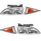 1ALHT00129-1995-99 Chevy Cavalier Lighting Kit