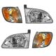 1ALHT00123-2001-03 Toyota Sienna Lighting Kit