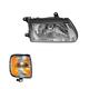 1ALHT00114-Isuzu Rodeo Lighting Kit Passenger Side