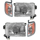 1ALHT00110-Nissan Frontier Xterra Lighting Kit