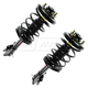 MNSSP00660-Infiniti I35 Nissan Maxima Strut & Spring Assembly Front Pair  Monroe Quick-Strut 171461  171462