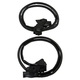 1AWSD00238-Door Weatherstrip Seal Pair