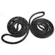 1AWSD00235-Door Weatherstrip Seal Rear Pair