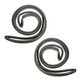 1AWSD00257-Door Weatherstrip Seal Pair