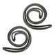 1AWSD00256-Door Weatherstrip Seal Pair