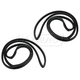 1AWSD00254-Door Weatherstrip Seal Pair