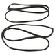 1AWSD00250-Door Weatherstrip Seal Pair  Fairchild Automotive KG3021