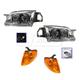 1ALHT00107-1999-00 Mazda Protege Lighting Kit