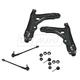 1ASFK01672-Volkswagen Cabrio Golf Jetta Suspension Kit Front